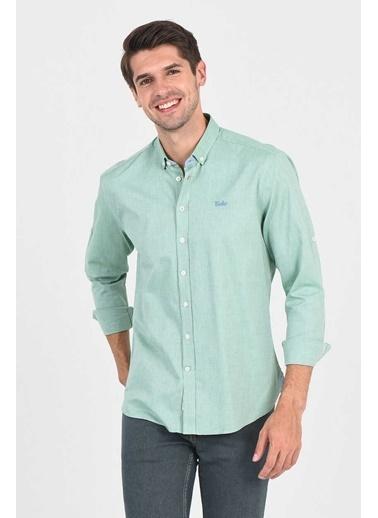 UCLA Gömlek Yeşil
